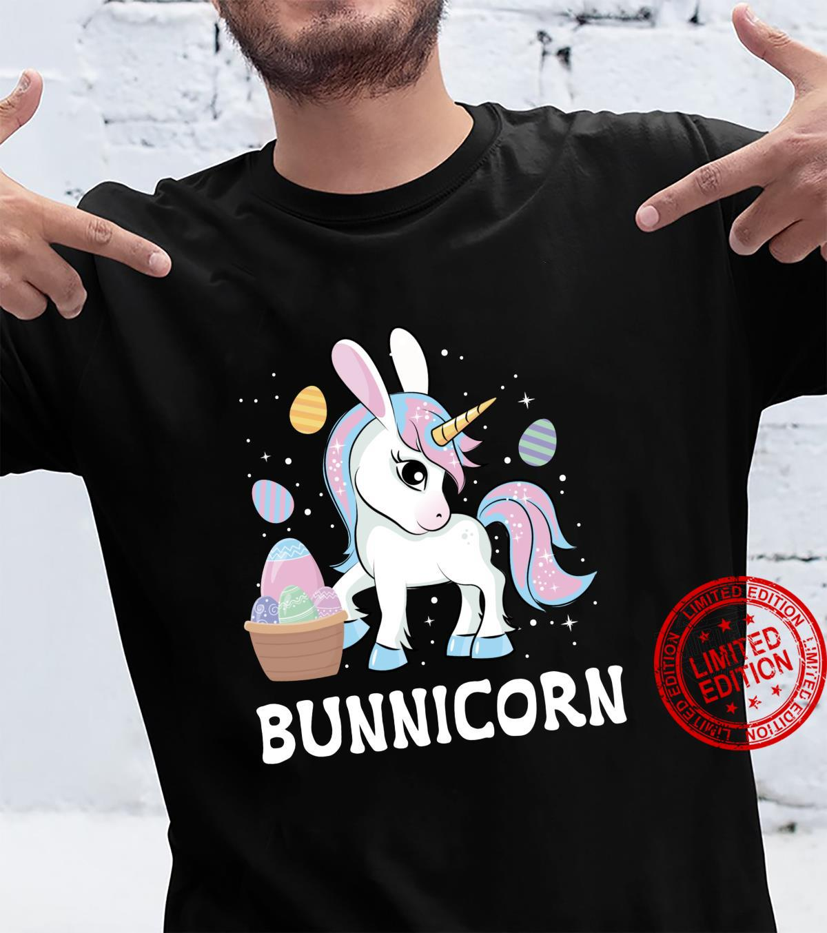 Easter Unicorn Bunnicorn Shirt