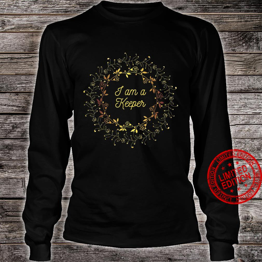 I am a Keeper of the Lost Cities Shirt long sleeved