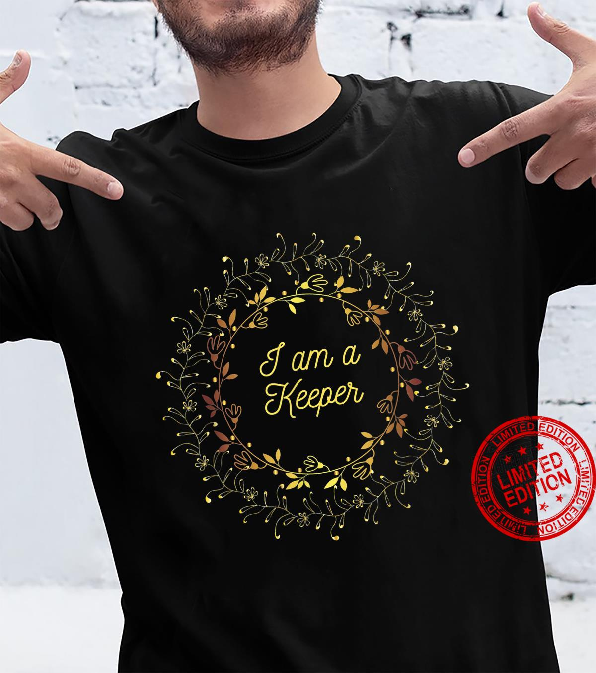 I am a Keeper of the Lost Cities Shirt