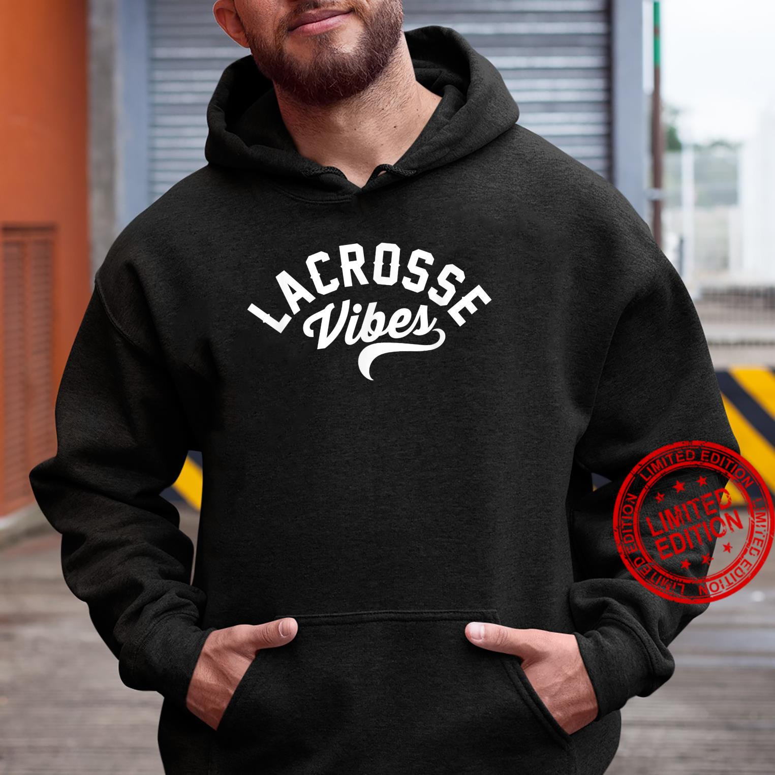 Lacrosse Vibes Ready for Gameday Lax Shirt hoodie