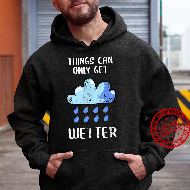 Lustiges, süßes Wolkendesign für ihn und sie zum Shirt hoodie