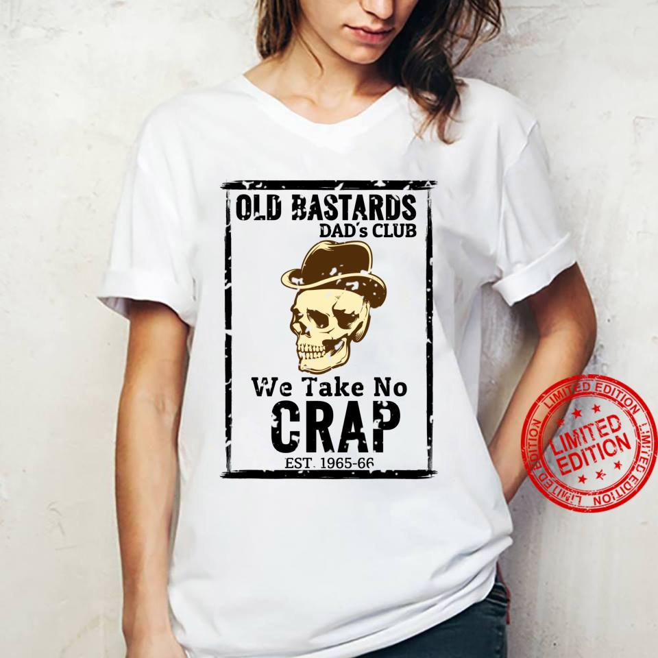 Old Dad Club Shirt ladies tee