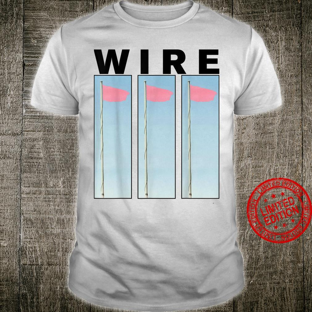 Wire And Shirt