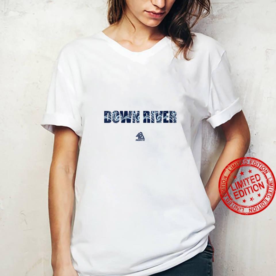 Womens 42 NORTH Essex White Caps Shirt ladies tee