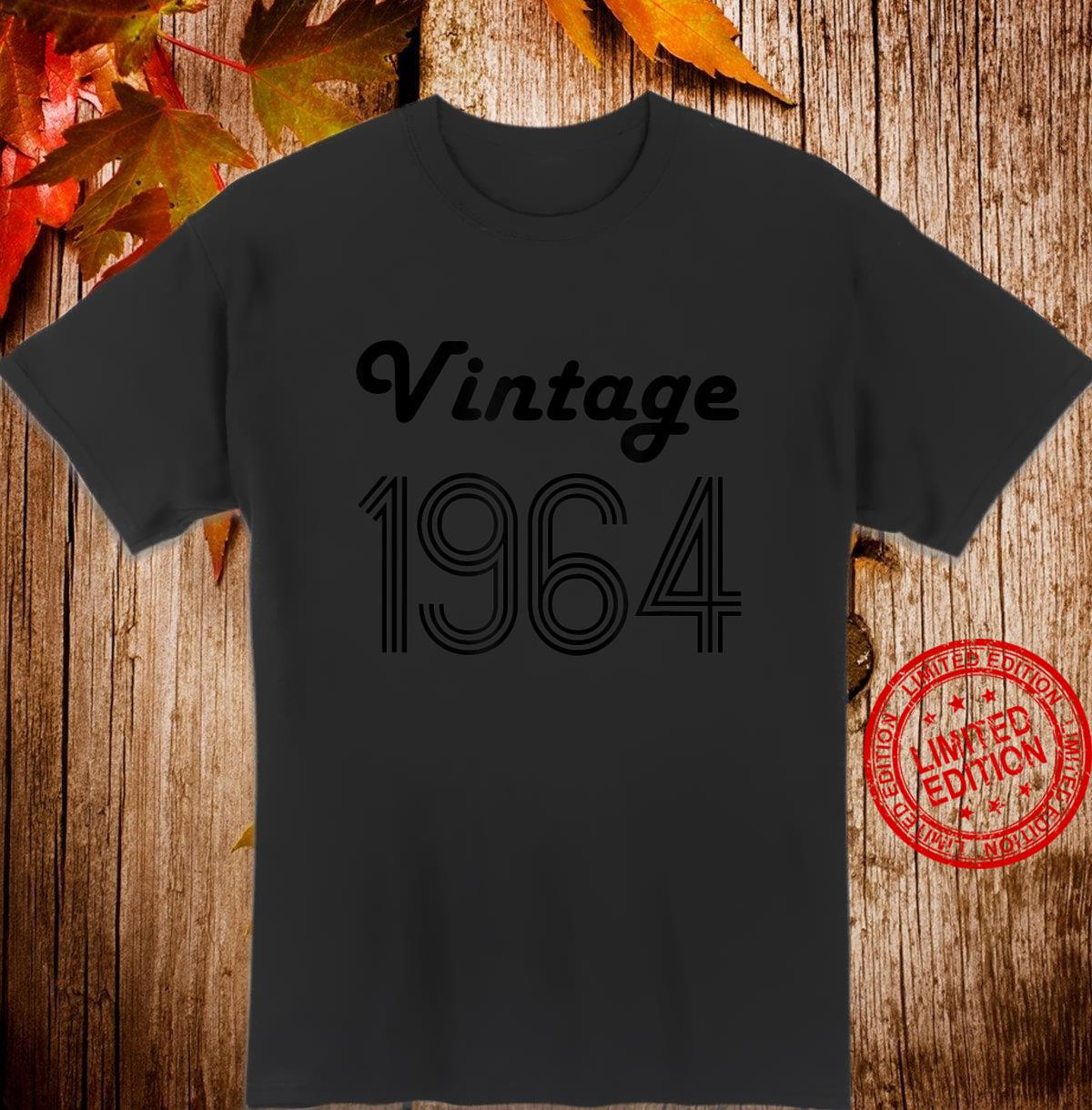 56th Birthday for her 56 Year Old Daughter Vintage 1964 Shirt