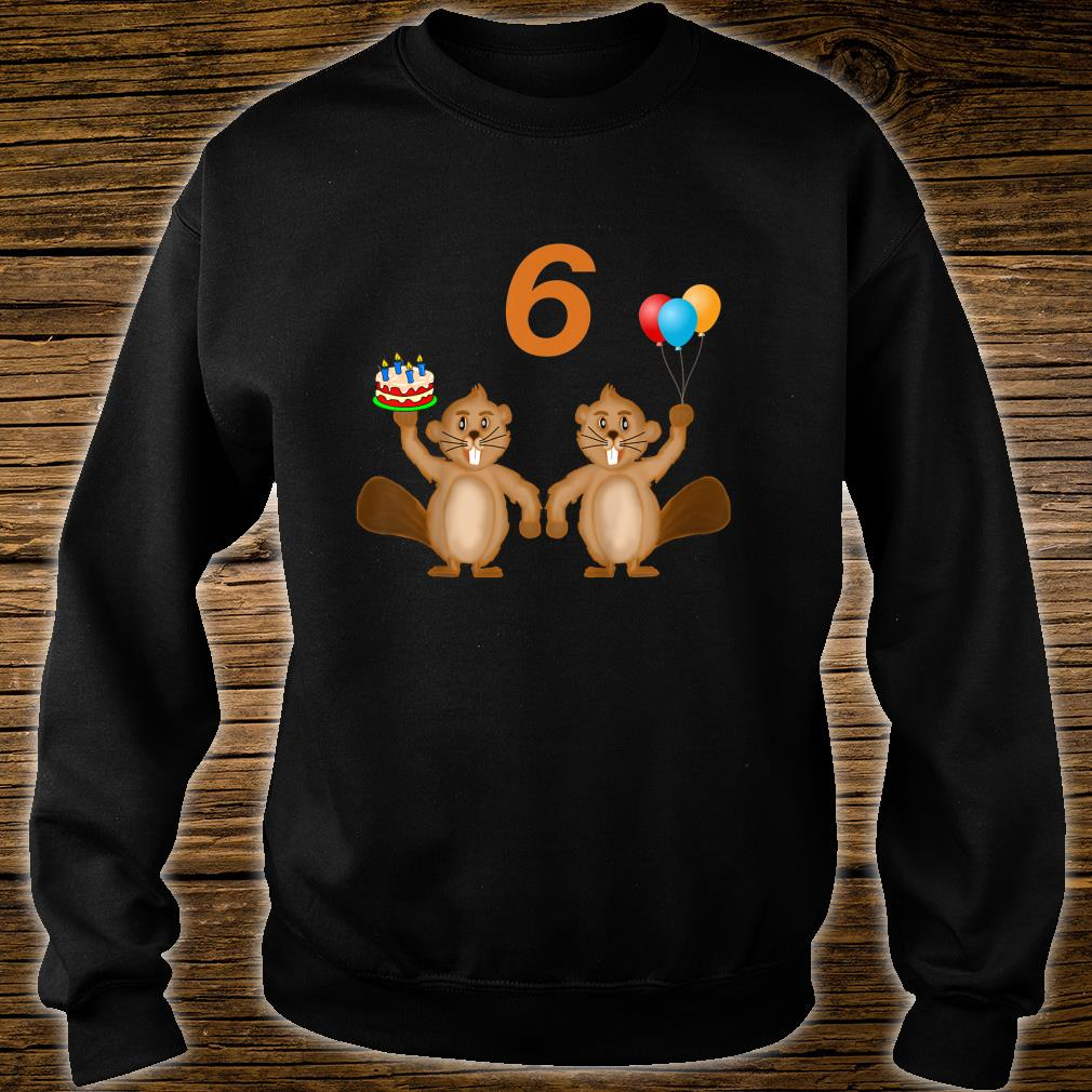 6 Years Old Shirt sweater