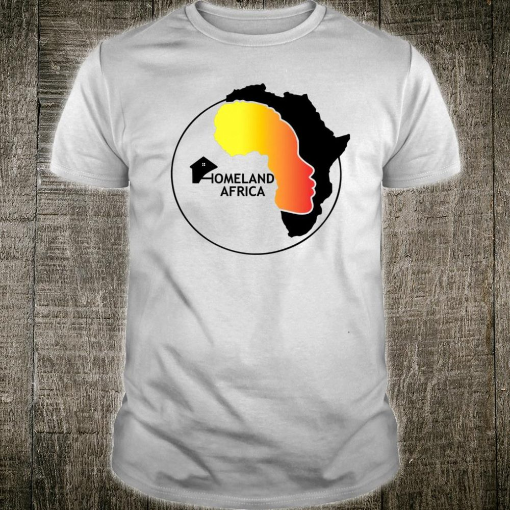 African pride, Homeland Africa, House of Africa Shirt