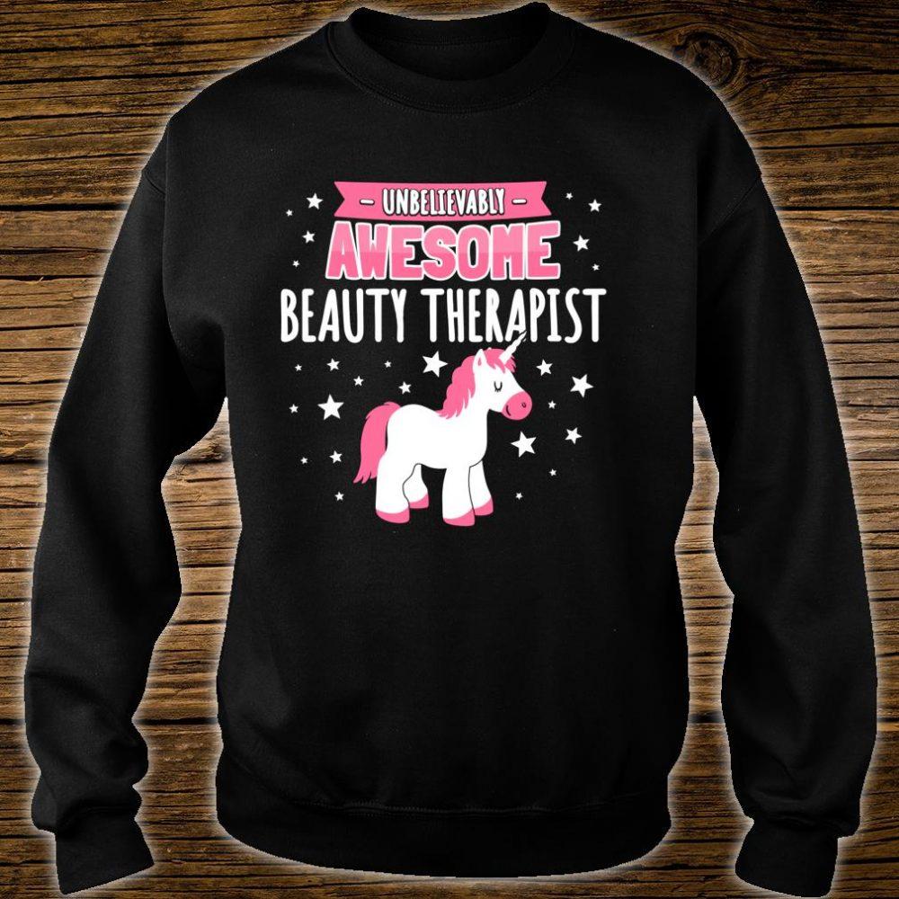 Beauty Therapist Shirt sweater