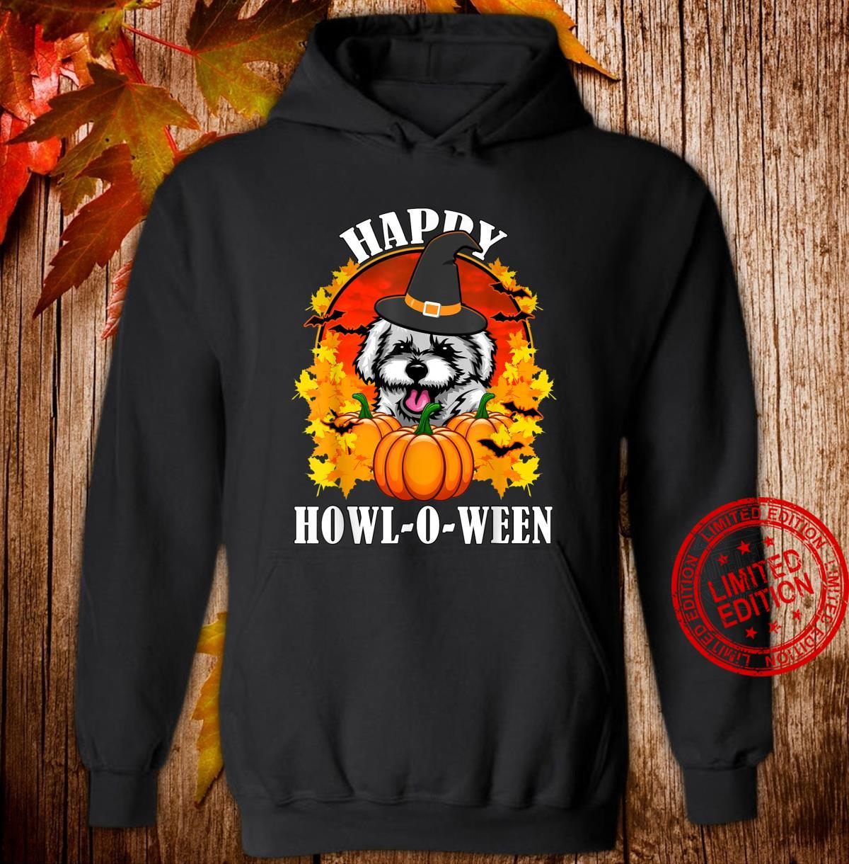 Bichon Frise Halloween For Dogs,,, Shirt hoodie