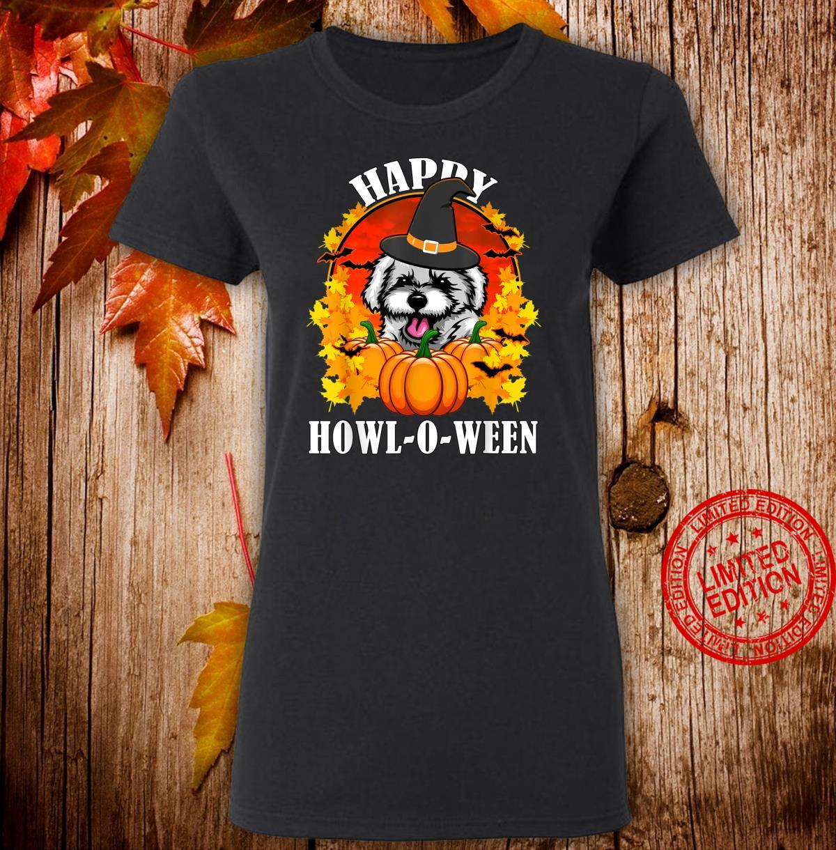 Bichon Frise Halloween For Dogs,,, Shirt ladies tee