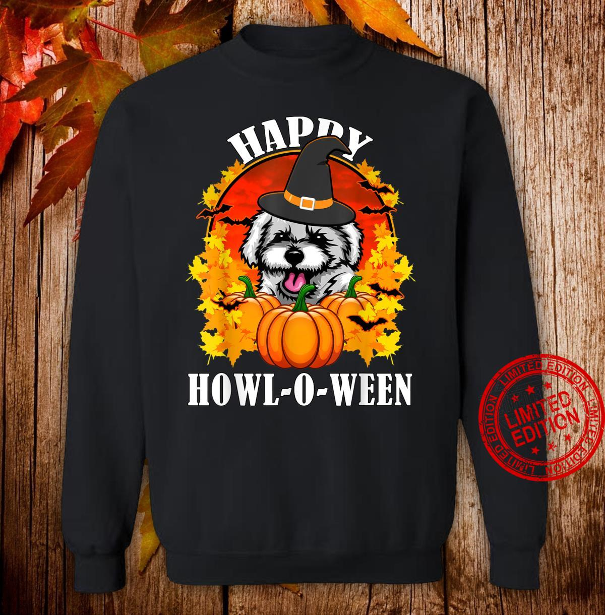 Bichon Frise Halloween For Dogs,,, Shirt sweater