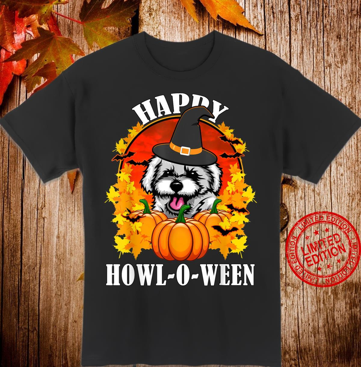 Bichon Frise Halloween For Dogs,,, Shirt