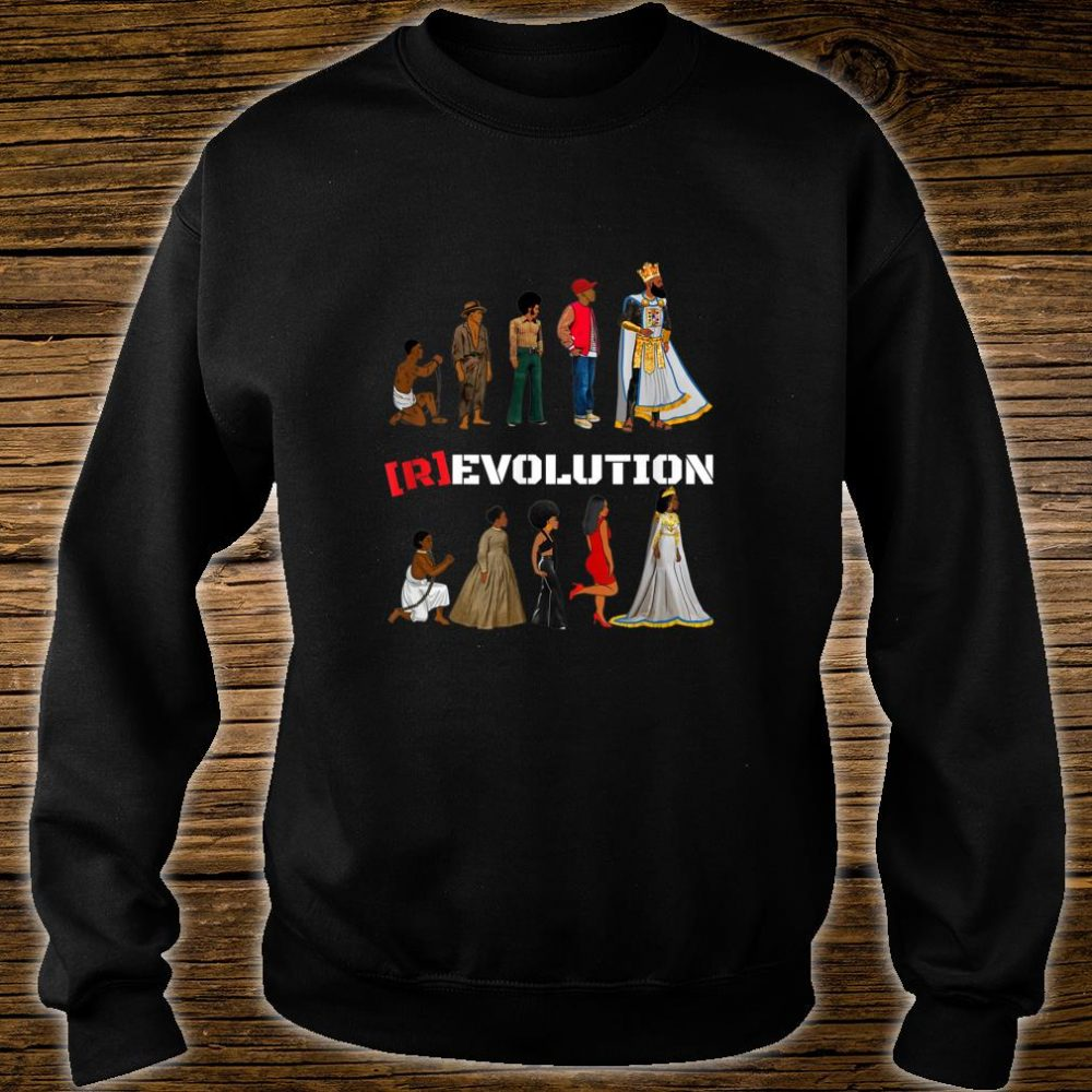 Black Power, Conscious, Woke Clothing For Hebrews And Moors Shirt sweater