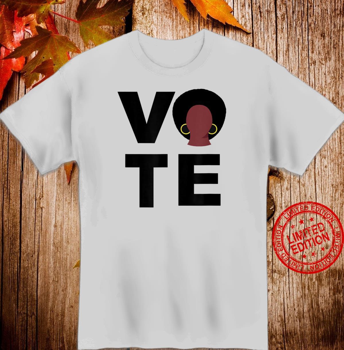 Black Vote Political Election Black Votes Matter Shirt
