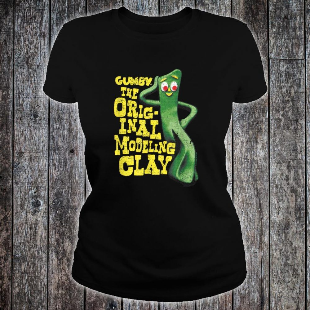 Gumby So Punny Youth T-shirt