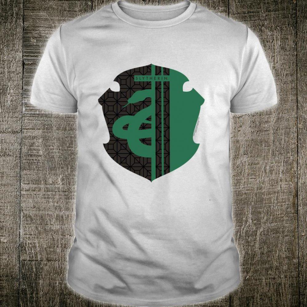 Harry Potter Slytherin Shield Shirt