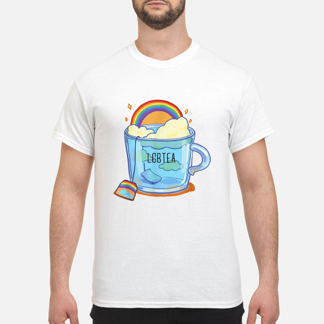 LGBTea gift, LGBT support gift, pride month Shirt