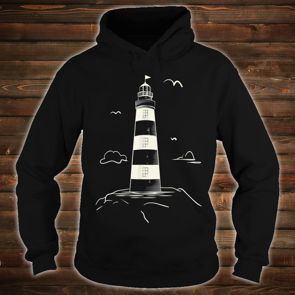 Lighthouse Collection For Men And Women shirt hoodie