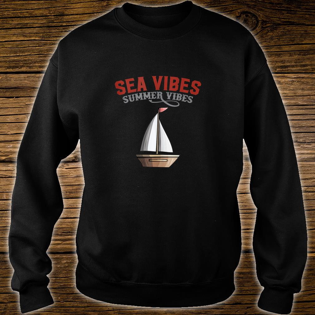 Nautical Sea Vibes Shirt sweater
