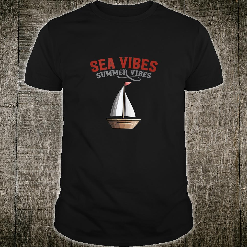 Nautical Sea Vibes Shirt