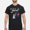 Outer Space Blast Off 12 Year Old Shirt