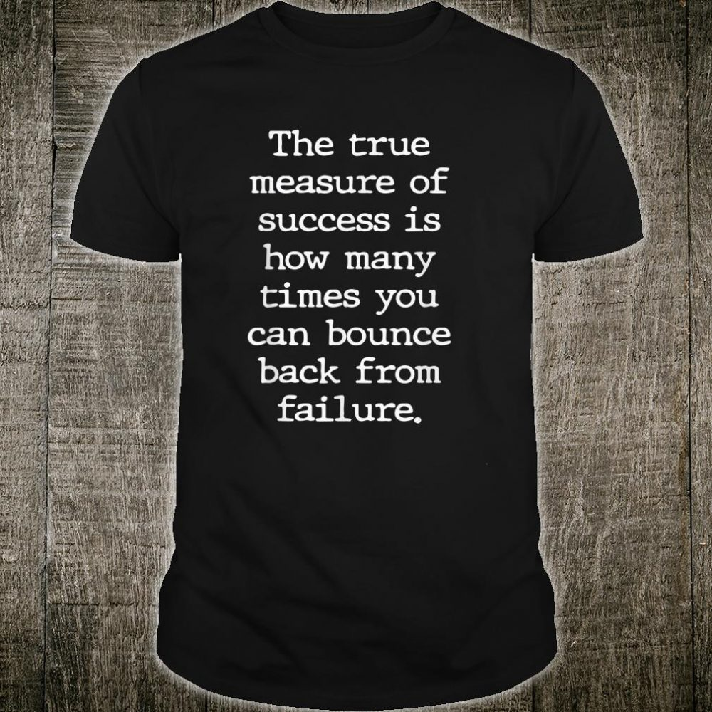 Quote 308, Stephen Richards Quote Shirt