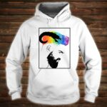 Rainbow Satyr Popular Halloween Shirt hoodie