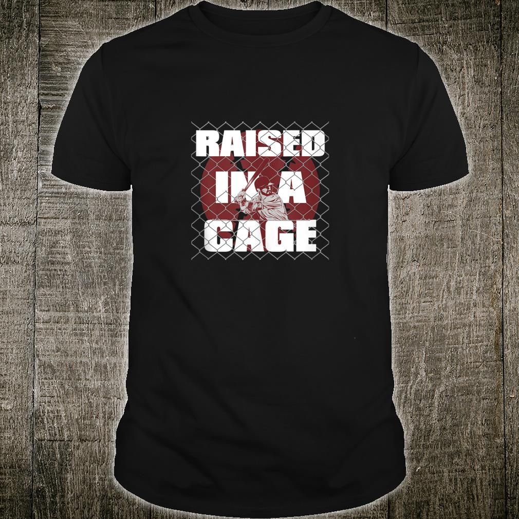 Raised In A Cage Shirt