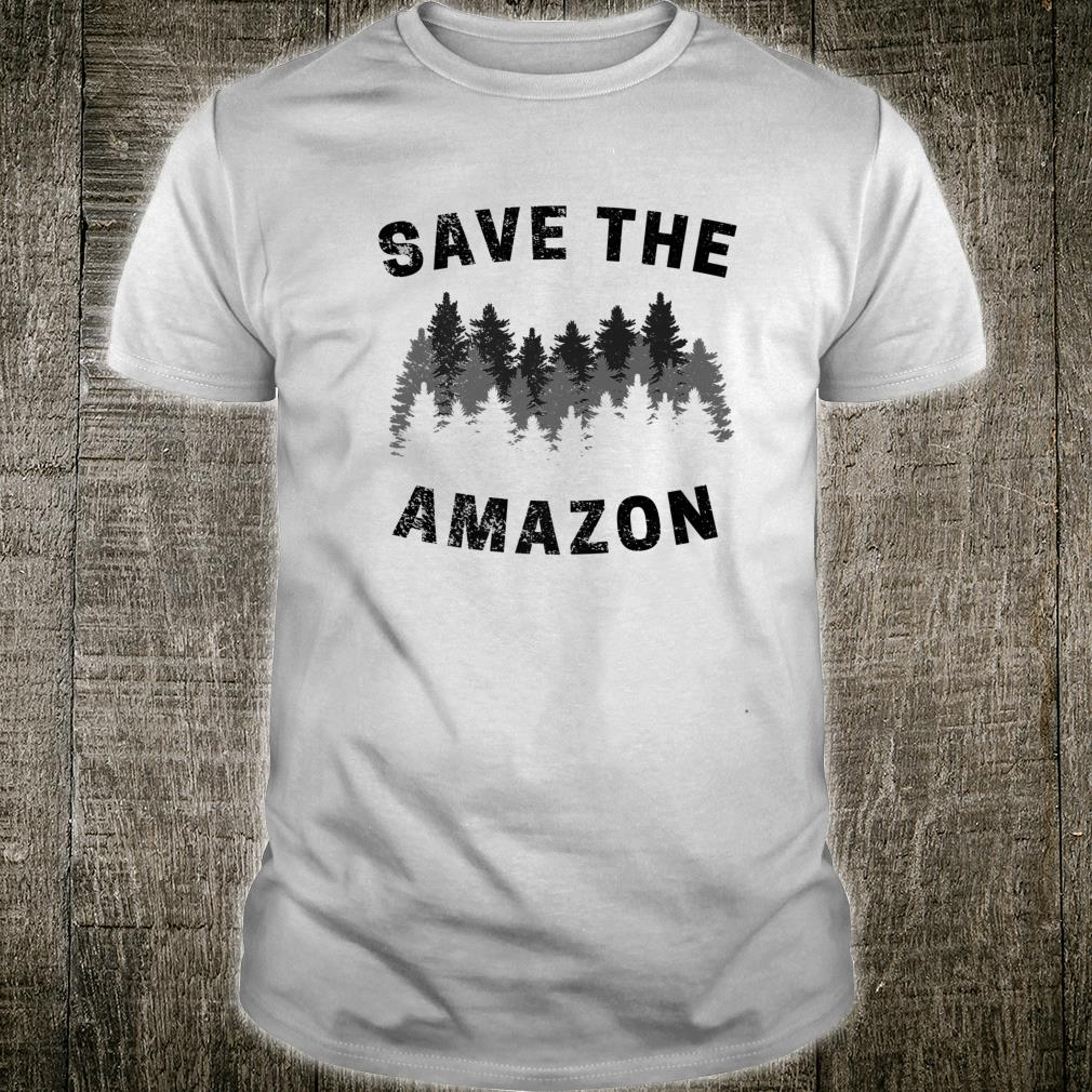 Save The Amazon Rainforest Amazonia Premium Shirt