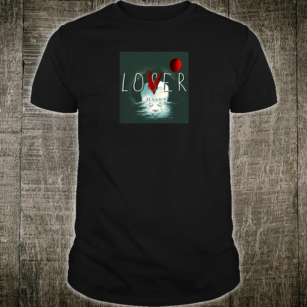 Stephen King's IT Pennywise loser shirt