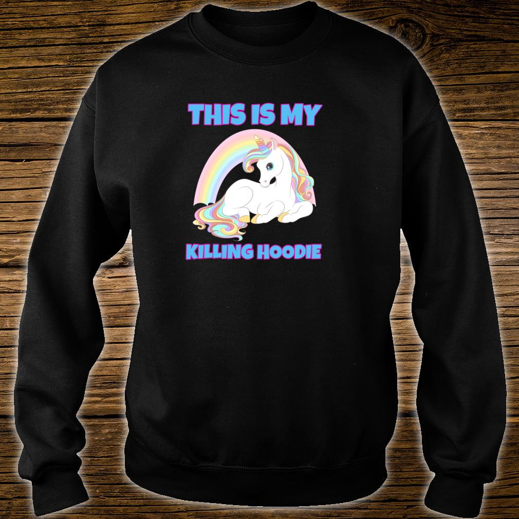 This Is My Killing Gym Rock Style Costume Shirt sweater