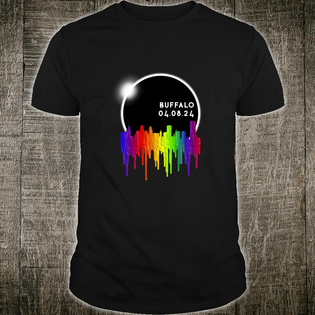 Total Solar Eclipse Buffalo April 8th, 2024 Shirt