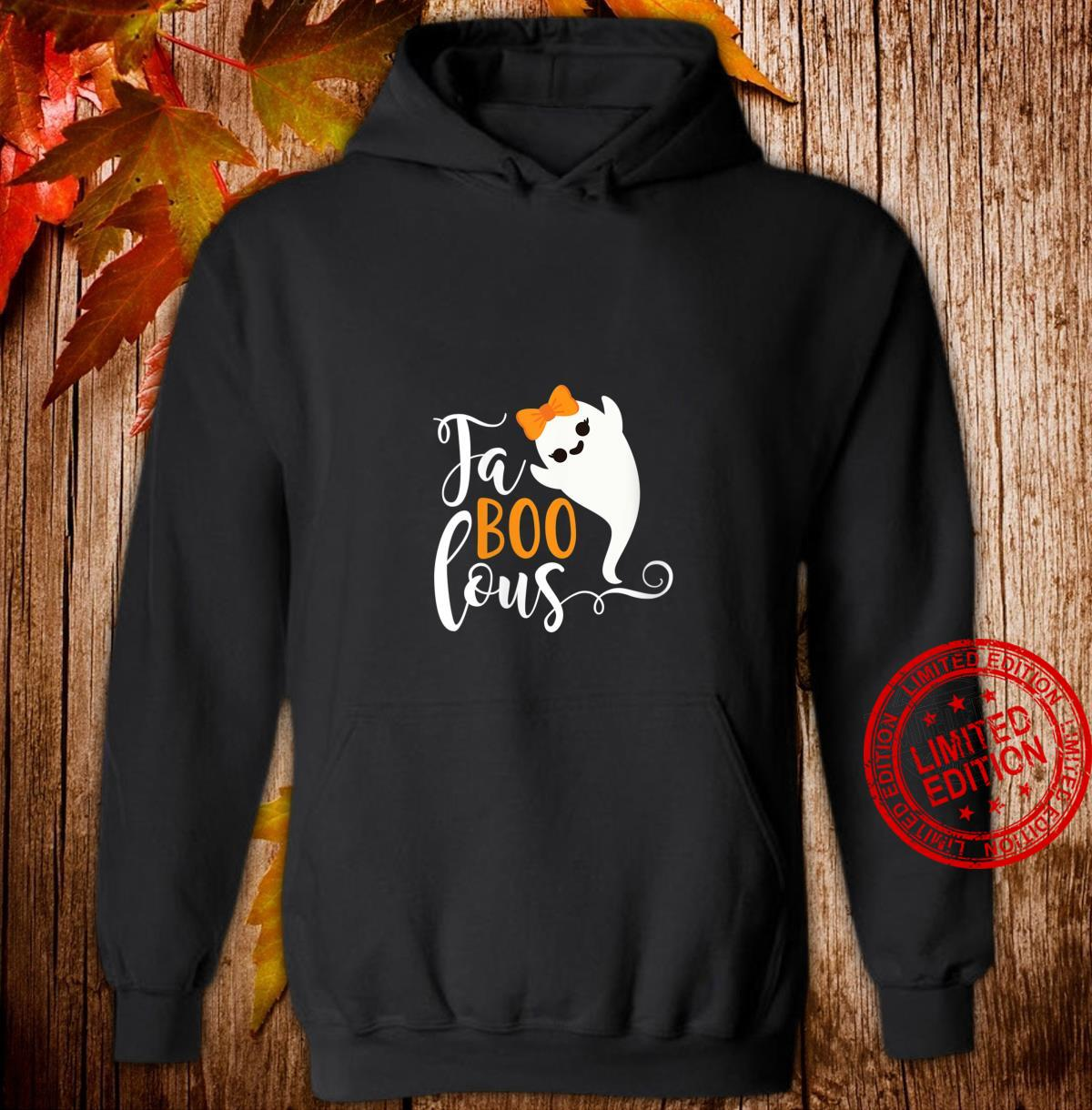 Womens Fa Boo Lous Ghost Halloween Shirt hoodie