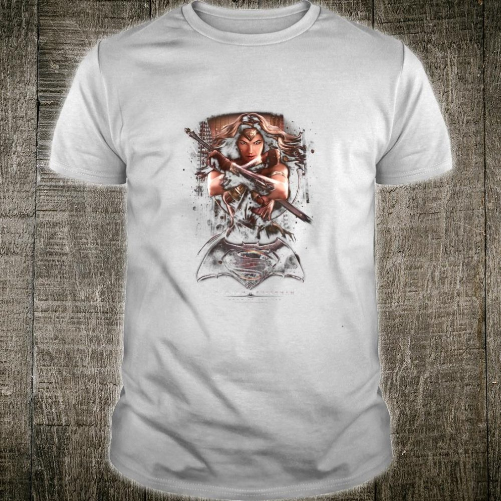 Wonder Woman Ground Zero Shirt
